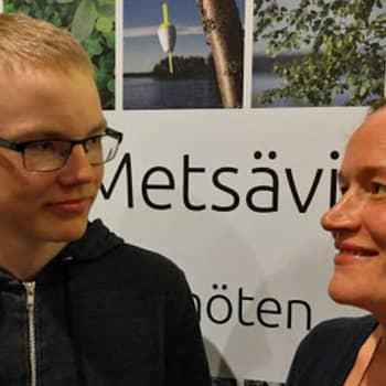 Metsäradio.: Taneli Mutanen voitti metsävisan