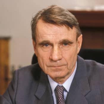 Ajantasa: Erikoislähetys: Presidentti Mauno Koivisto 1923-2017