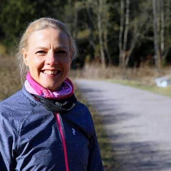YLE Helsinki: Juokseminen on helppoa, jos siitä ei tee liian vaikeaa