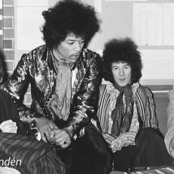 Jimi Hendrix Experience Ylen vieraana (otteita)