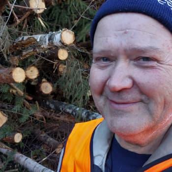 Metsäradio.: Rankametsässä Kirkkonummella
