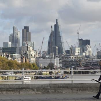 2. Lontoon kupla