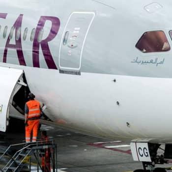 Ajantasa: Pitkä lento kysyy kuntoa sekä miehistöltä että matkustajilta