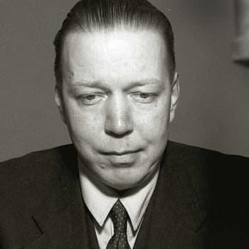 1945 Mika Waltari ja romaani Sinuhe, egyptiläinen