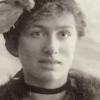 1925 Edith Södergran ja runokokoelma Landet som icke är/ Maa jota ei ole