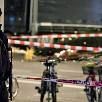 Ajantasa: Pertti Rönkkö: Uhan ilmapiiri on ollut Berliinissä esillä