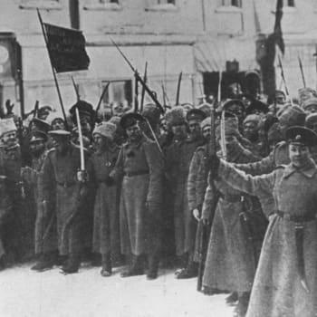 Kerenskistä Leniniin – maaliskuusta marraskuuhun 1917