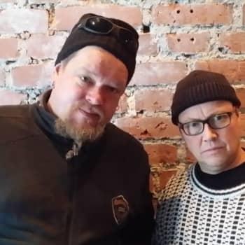 Puheen Iltapäivä: Ville Haapasalo: Suomessa ei ole myrkyllisiä kaloja!