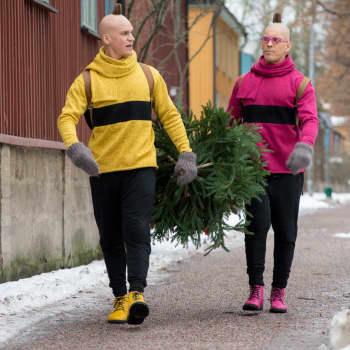 Ajantasa: Tatun ja Patun isä Sami Toivonen: Virkistävää nähdä mitä muut tekevät meille tutusta aiheesta