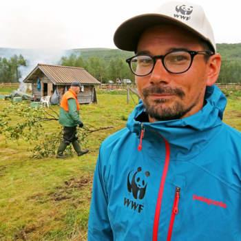 Metsäradio.: WWF:n raivaustalkoot Utsjoella