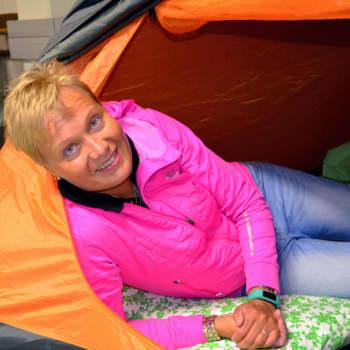 Kesäteltta: Ikinä en ole ollut lomalla, sanoo olympiavoittaja Satu Mäkelä-Nummela