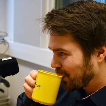 """Puheen Iltapäivä: Trumpetisti Verneri Pohjola:""""Hyvillä arvosteluilla on suuri merkitys levyn elinkaarelle"""""""