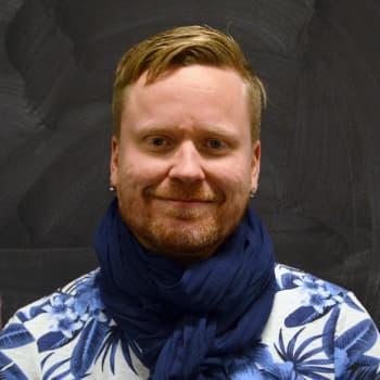 """Puheen Iltapäivä: Bloggari Sami Minkkinen: """"Miehenä oleminen on muuttumassa"""""""