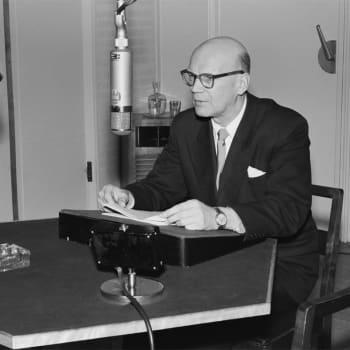 Presidenttiehdokkaiden puheenvuorot: Urho Kekkonen