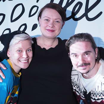 YleX Etusivu: Etusivun vegaanitutor Maija Ikonen: Jos olisi allerginen, niin kukaan ei ajattelisi että miksi joku tekee itsestään numeron