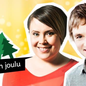 Puheen Joulu: Hanna ja Juuso: Saippuatähtien paljastuksia, osa1