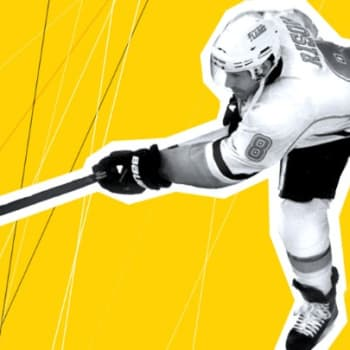 Urheiluilta: Jorma Vuoksenmaan ABC jääkiekkovedonlyöntiin