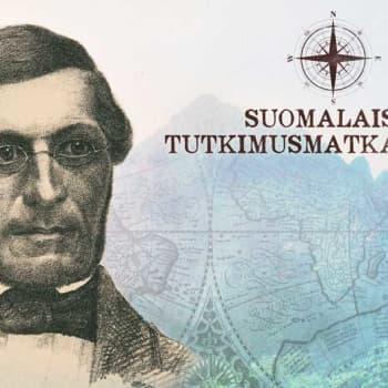 Suomalaisia tutkimusmatkailijoita: Suomalaisia tutkimusmatkailijoita - Matthias Alexander Castrén
