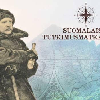 Suomalaisia tutkimusmatkailijoita: Suomalaisia tutkimusmatkailijoita - Adolf Erik Nordenskiöld