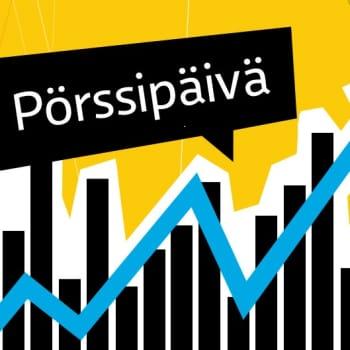 Puheen Päivä: Pörssiyhtiöiden liikevaihdot vihdoin kasvussa