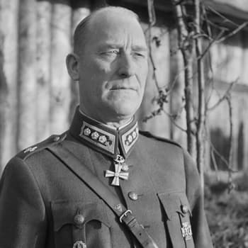 Artur Reinhold Saarmaan haastattelu