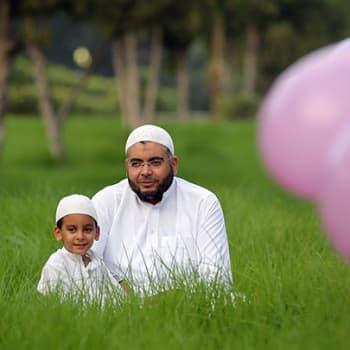 Islam auringonlaskun maissa