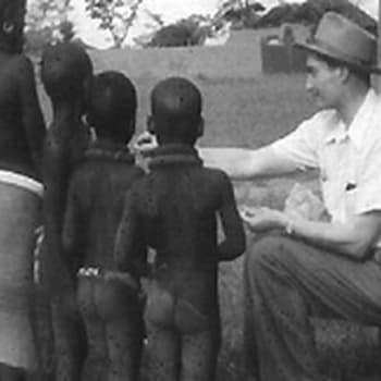 Martti Silvennoinen Etelä-Afrikassa