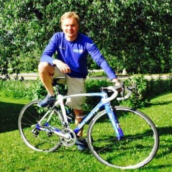 Yövieras: Jussi Veikkanen: Tour de France on ykkönen!