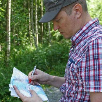 Metsäradio.: Karttojen tekeminen mullistui