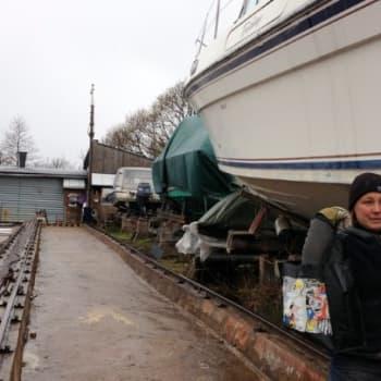 Jokapaikan Reetta: Susisaaren venetelakalla