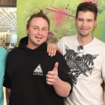 YleX Jälki-istunto: Vieraana Latela-sarjasta tutut Miikka ja Late