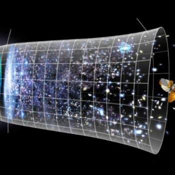 Ajankohtainen Ykkönen: Miten maailmankaikkeus syntyi?
