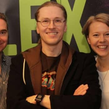 YleX Etusivu: Vieraana F-Securen Mikko Hyppönen