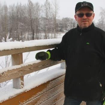 Metsäradio.: Lintutornien rakentaja Jouko Alhainen