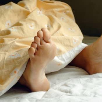 Unikin tarvitsee huoltoa