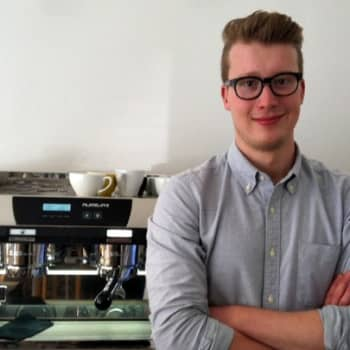 Yövieras: Kalle Freese: Puhdas pannu takaa aromikkaan kahvin
