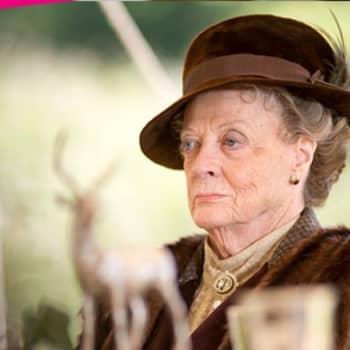 Downton Abbey: brittiepookin suosion huipentaja