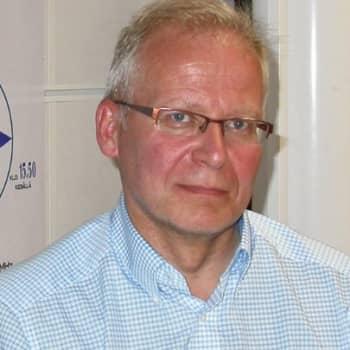 Metsäradio.: Vieraana Suomen sahat ry:n toimitusjohtaja Kai Merivuori