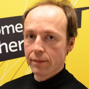 Politiikkaradio: Päivän kansanedustaja Jussi Halla-aho (ps)