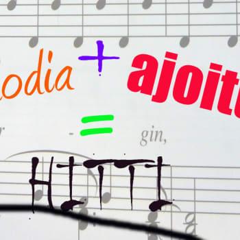 Ateenalaisten laulu (musiikiton versio)