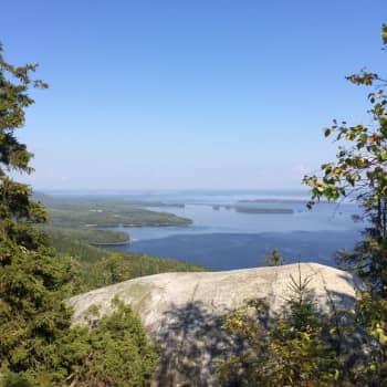 Maximaalista kiinnostusta ja minimaalista vaikutusta kansallispuistoissa