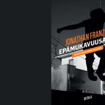 Kirjakammi: Jonathan Franzen: Epämukavuusalue