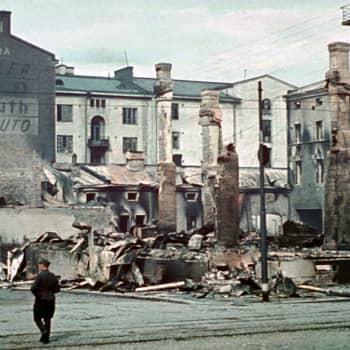 Kiertokäynti takaisin vallatussa Viipurissa (Osa 2) 1941
