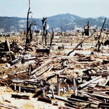 Hiroshima vuonna -40. 40 vuotta Hiroshiman atomipommista