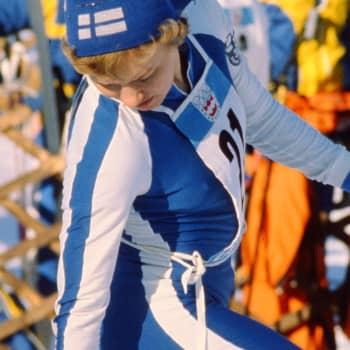 Naisten 5 km hiihto Innsbruckin talviolympialaisissa 1976