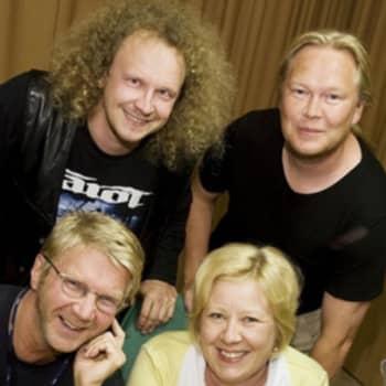 Asiantuntijoina Katja Holmala, Jaakko Kullberg, Juha Laaksonen ja Henry Väre.