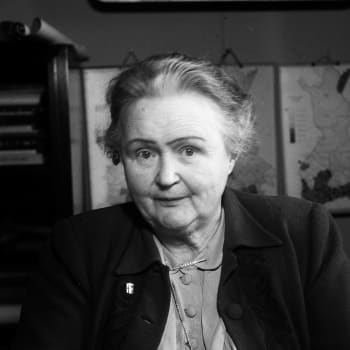 Hella Wuolijoen jäähyväispuhe (1949)