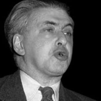 Erkki Raatikainen haastattelee Ilja Ehrenburgia (1963)