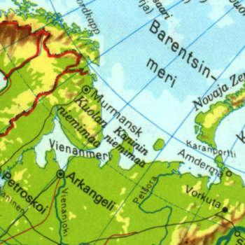Suuri vetypommikoe Novaja Zemljalla