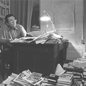 Suomi 1952. Peter von Baghin haastattelu (1975)